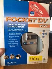 BRAND NEW IN BOX Aiptek DV5900 5 Megapixel Pocket Digital Camcorder