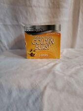 3 Bar Antibacterial Soap  *New* 3.17 oz ea golden burst moisturizing bath body