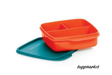 TUPPERWARE  Divided Lunch Meal Box 550ml Special Offer