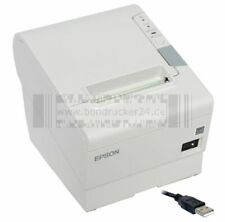 Bondrucker Epson TMT TM-T 88 V weiss Kassendrucker USB weiss Thermodrucker A-War