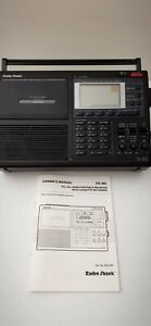 Radio Shack DX-392 PLL All-Band Portable Receiver With Cassette Recorder No Cord