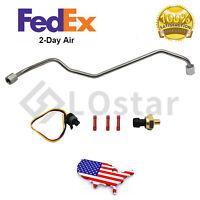 Exhaust Back Pressure EBP Tube Sensor + Wire For Ford 7.3L Powerstroke Diesel
