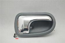 For Mazda 323 1995 - 2003 car Auto right&left Inside door handle-gray-free ship