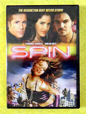 Spin ~ New DVD Movie ~ Elika Crespo Shalim Ortiz Reggaeton Music ~ Rare Sealed