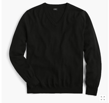 J Crew Slim merino wool V-neck sweater Men Size Medium