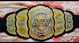 wwe Championship Aew Belt Replica