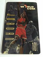 1996 Michael Jordan WorldCom Phone Card