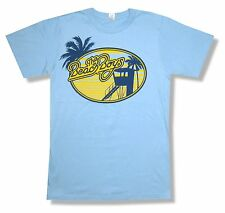 "THE BEACH BOYS ""SURF'S UP"" LIGHT BLUE T-SHIRT NEW OFFICIAL ADULT 2XL XXL"