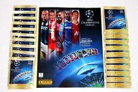 Panini CHAMPIONS LEAGUE 2010/2011 10/11 - 1 x LEERALBUM ALBUM + 20 TÜTEN PACKETS