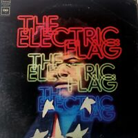 The Electric Flag ‎– An American Music Band: Columbia 1968 LP (Jazz, Rock)