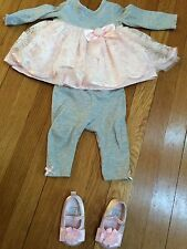 Koala Baby Boutiques Outfit With Matching Shoes Size 6M
