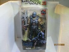 Gears of War 3 Clayton Carmine Action Figure / Sealed / NECA Player Select