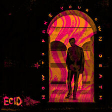 Ecid - How To Fake Your Own Death [New Vinyl LP] Explicit, White
