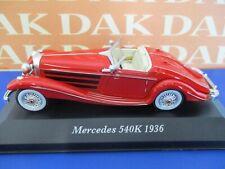 Die cast 1/43 Modellino Auto Mercedes 540K 1936