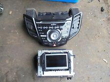 Ford fiesta MK7 Unidad De Radio Sony con función de cámara de marcha atrás