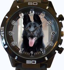 noir berger allemand Grosse Loyal chien tendance sport GT Style unisexe cadeau