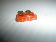 NEW (Qty. 50) Genuine Littelfuse ATO blade type automotive fuse 40 Amp 40A