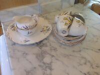 Colclough Bone china 15 Piece Tea Set