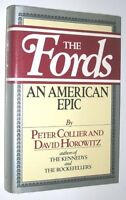 The Fords: An American Epic by Peter Collier, David Horowitz