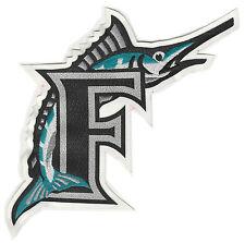 "1993-2011 FLORIDA MARLINS MLB BASEBALL 7.25"" TEAM LOGO PATCH"