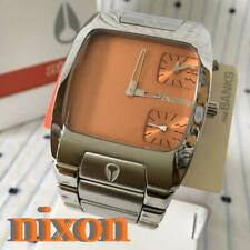 Nixon Super Rare Thebanks The Banks Orange