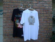 Lot of 2 Nike Lebron James T-shirt King Cleveland Both Xl