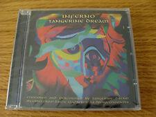 CD Album: Tangerine Dream : Inferno : La Divina Commedia Part 1 : Sealed