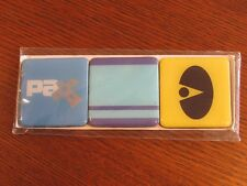 Penny Arcade Expo Pax Prime West 2014 Magnet set of 3 Unopened