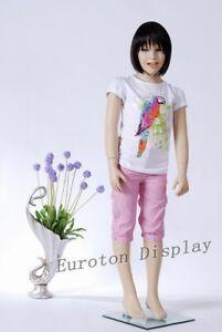BB+7 Schaufensterpuppe  Kinderpuppe Mannequin Kinder Mädchen Kid mannequin NEU