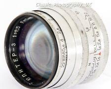 Jupiter-3 5cm 1:1.5 LEICA LTM fit PRIME Lens Made in USSR 1960 for 3g 3F M8 M9-P