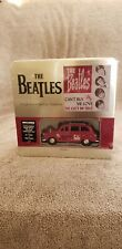 THE BEATLES CAN'T BUY ME LOVE LIMITED EDITION COLLECTABLE TAXI TIN (SEALED) NIB