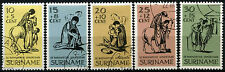 Suriname 1967 SG#606-610 Easter Charity Cto Used Set #D34422