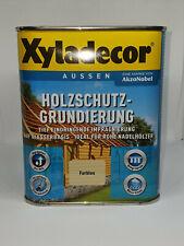 Xyladecor Holzschutz-Grundierung 0,75l (verschmutzter Deckel siehe Bilder)