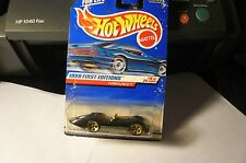HOT WHEELS 1999 FIRST EDITIONS TURBOLENCE BLACK