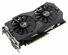 ASUS ROG Strix GeForce GTX 1050 Ti OC 4 GB GDDR5 HDMI DP 2x DVI PCI-E    #153751