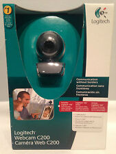 Webcam Logitech C200
