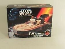 Star Wars POTF Power Of The Force Landspeeder Kenner 1995 New