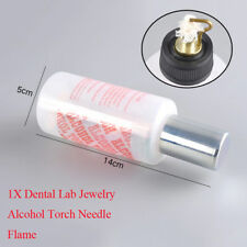Durable Dental Lab Jewelry Alcohol Torch Needle Flame Dental Lab Supplies Easy
