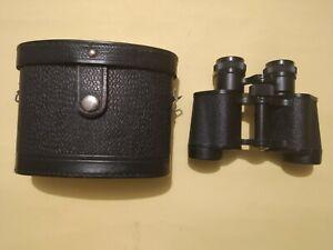 Vintage Komz Russian USSR BPC4 БПЦ4 8x30 Binoculars Case