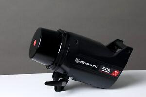 Flash Elinchrom ELC Pro HD 500 Ws