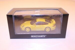 MINICHAMPS Porsche 911 GT3 997 II - 2009 Speed Yellow 1:43 1/399 400068022