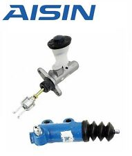 For Toyota Pickup Truck Clutch Master & Slave Cylinder Set of 2 Aisin 2.4L Japan