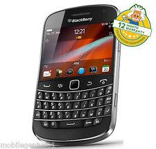 Blackbery Bold Touch 9900 QWERTY & Negro (Desbloqueado) Teléfono Inteligente Táctil 8Gb Grado A