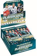 Komplettset EBEL Playercards 2016/17 Serie 1+2 400 Karten Österreich