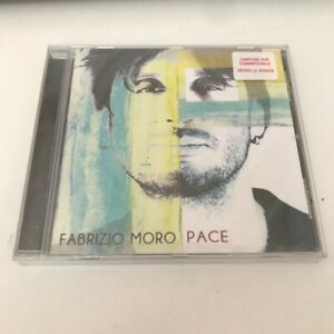 FABRIZIO MORO - PACE (CD PROMO - RARO)
