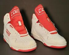 40beb256119b07 Converse Cons Vintage New Unworn Red   White Men s Classic Basketball Shoes