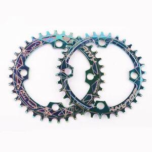 Road Bike Chainwheel 32/34/36/38/40T Bicycle Crankset Teeth 8 9 10 11 12 Speed