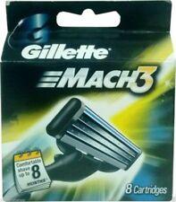 Gillette Mach3 Cartridges Pack 8 Patronen Klingen gilete