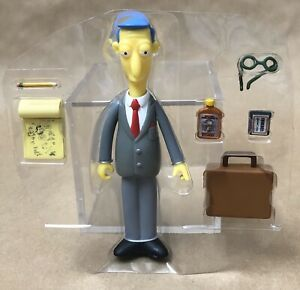 Blue Haired Lawyer The Simpsons WOS Playmates Loose Complete