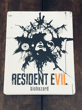 Resident Evil 7: Biohazard VII PS4 Collector's Edition Steelbook Case (No Game!)